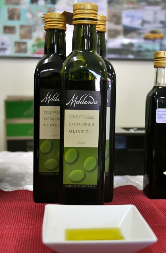 Melilanda Cold Pressed Olive Oil