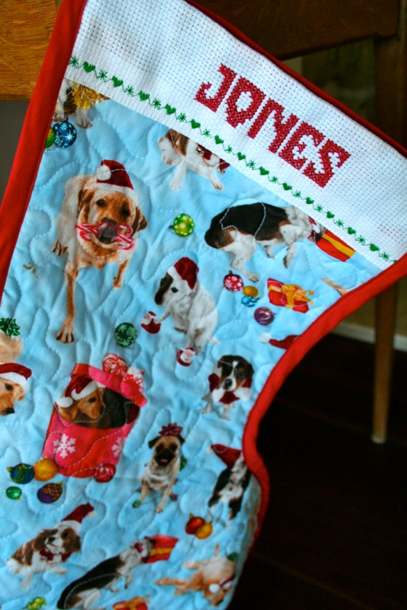Jones' stocking