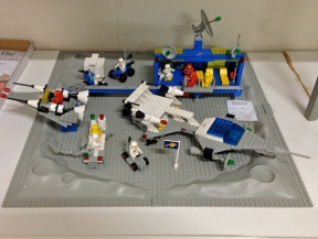 Space Lego 1980's